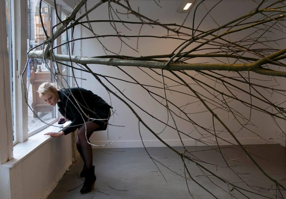 Julie Tocqueville artiste rouen